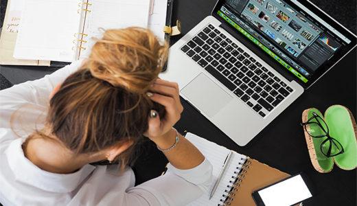 プログラミング学習はなぜ挫折する人が多い?挫折率が高い理由と4つの解決法を紹介!