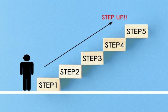プログラミングで仕事をするための6つのステップ
